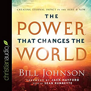 The Power That Changes the World Audiobook