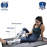 JSB HF66 Leg Massager for Foot Calf Pain Relief with Heat & Air Compression
