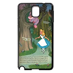 James-Bagg Phone case Alice in Wonderland Protective Case For Samsung Galaxy NOTE3 Case Cover Style-11