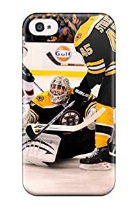 Jimmy E Aguirre's Shop Best 1887076K969065737 boston bruins (43) NHL Sports & Colleges fashionable For Apple Iphone 4/4S Case Cover