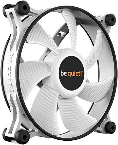 be quiet! BL091 - Ventilador para Ordenador, Color Blanco: Amazon ...