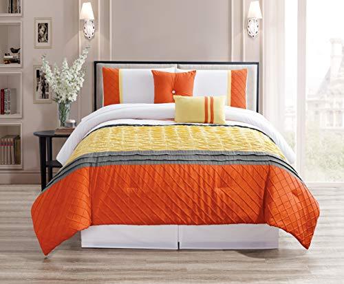 BednBags Mandarin - 6 Pc Comforter Set ()