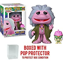 Funko Pop Television: Fraggle Rock-Mokey with Doozer Vinyl Collectible Toy + Pop Protector