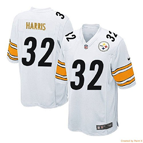 Franco Harris Pittsburgh Steelers Nike NFL Retired Game Jersey X-Large