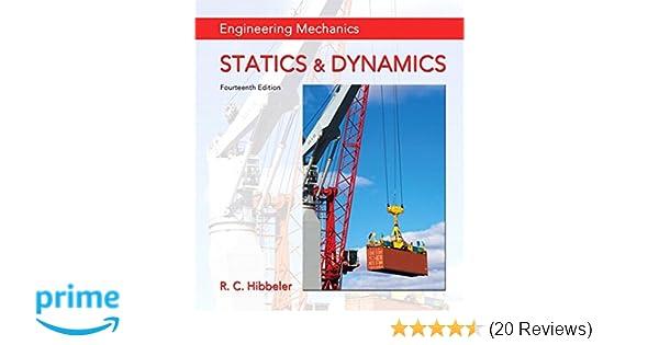Amazon engineering mechanics statics dynamics 14th amazon engineering mechanics statics dynamics 14th edition 9780133915426 russell c hibbeler books fandeluxe Images