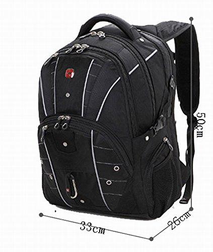 f2e20ececd Swiss Gear imperméable Sac Bagage polyvalent homme marque Sac à dos sac à dos  Sac à dos de randonnée pour les étudiants en école Sac à dos Sac  bandoulière ...
