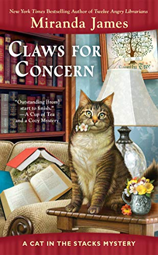 Claws for Concern (Cat in the Stacks - Claws Cat Inc