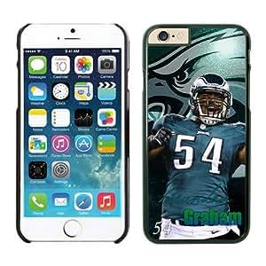 Philadelphia Eagles Brandon Graham iPhone 6 Plus NFL Cases Black 5.5 Inches NIC14385