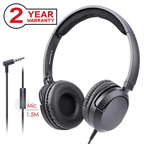 Avantree Lightweight Headphones Microphone Students product image