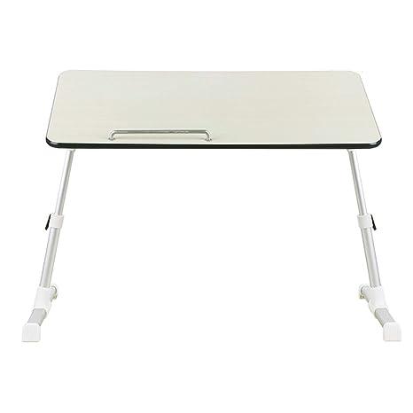 Amazon.com: Grljd Mesa plegable para ordenador, escritorio ...