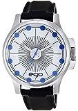 Ego by Maxima Analog White Dial Men's Watch - (E-01030PAGC)