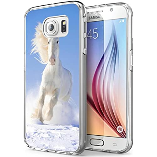 S7 Active Horse,Gifun Soft Clear TPU [Anti-Slide] and [Drop Protection] Protective Case Cover for Samsung Galaxy Sales