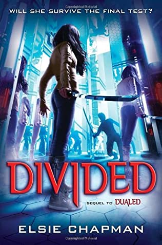 book cover of Divided