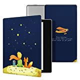 Electronics : Ayotu Colorful Case for Kindle Oasis-(9th Gen, 2017 Release Only) Lightweight Premium PU Leather Cover with Auto Wake/Sleep, Strong Adsorption for All-New 7''Kindle Oasis Case,KO-09 The Boy and Fox