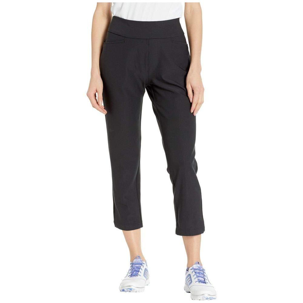 adidas Golf (アディダス) レディース ボトムスパンツ クロップド Ultimate365 Adistar Cropped Pants Black サイズSM-30 [並行輸入品]   B07NB6JZPY
