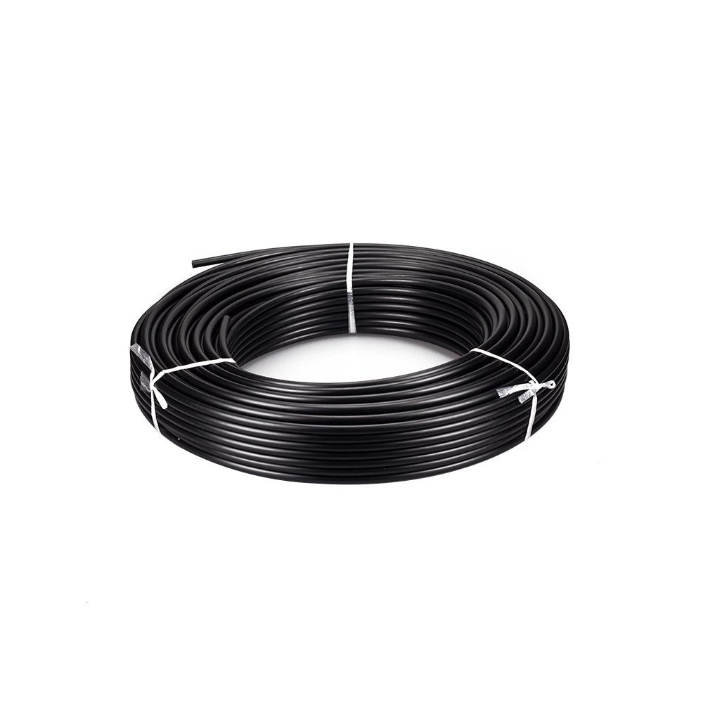Metalwork 20M High Pressure 3/8'' 9.52mm OD Nylon Tubing, Misting Hose for Home Garden Patio Micro Drip Irrigation Water Cooling System by Metalwork