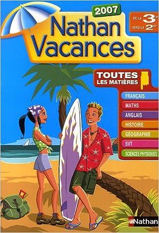 Livres gratuits en ligne Tout en français/maths/anglais/histoire 3e pdf ebook