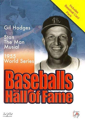 Baseball's Hall Of Fame [DVD]