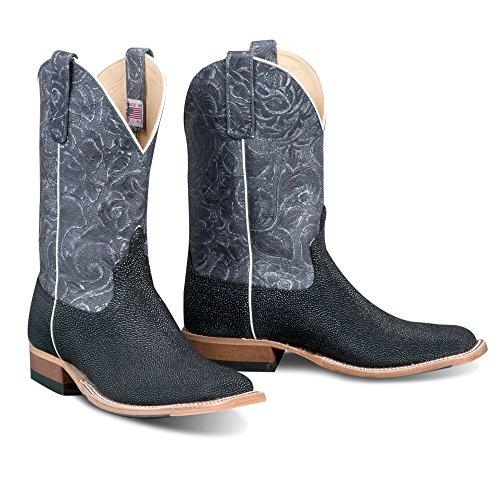 Rod's Anderson Bean Stingray Boots, - Bean Ray