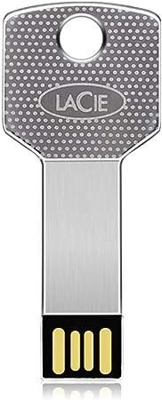 ZYJ Disco Ultrafino en U de Metal, Forma de Llave Memoria USB a Prueba de Agua Memory Stick Pen Drive Disco de Memory Stick U Disco para computadora/Laptop Equipos de Audio/Smart TV,16GB: