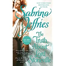 The Truth About Lord Stoneville (The Hellions of Halstead Hall Book 1)