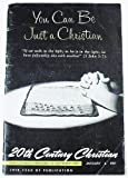 img - for 20th Century Christians (Volume XIX Number 4, January 1957) book / textbook / text book