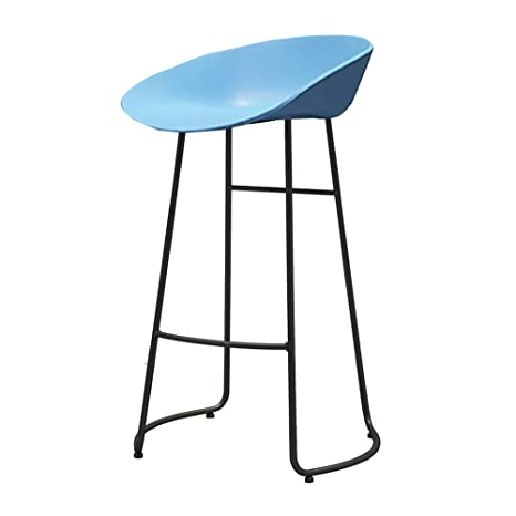 the latest c9853 4ced9 Amazon.com: Chairs Creative Simple Fashion Wrought Iron ...
