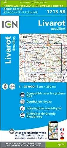 Ebook search téléchargement gratuit 1713SB LIVAROT - BEUVILLIERS in French PDF ePub iBook