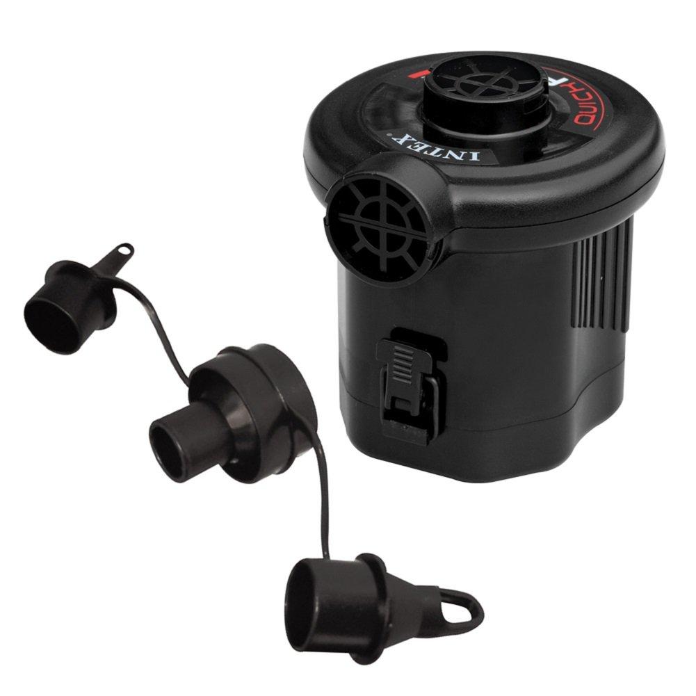 Intex Quick-Fill Battery Air Pump (6 C-cell Battery), Max. Air Flow 13.4CFM 68638E