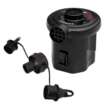 Amazon.com: Intex bomba de aire con batería de carga ...