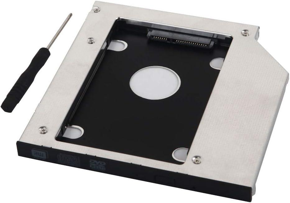 Deyoung 2nd SATA Hard Drive HDD SSD Caddy Adapter for Gateway NE522 NE570 NE572 NV510 NV570P