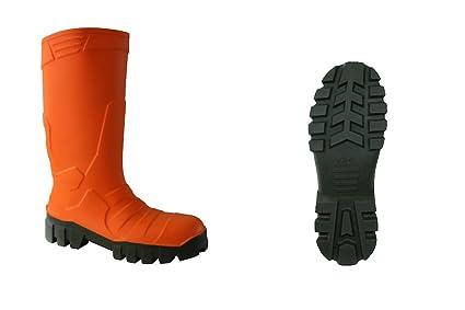 dikamar S4 Botas de seguridad Alpha Ice Pack goma Botas de invierno botas térmica Botas,