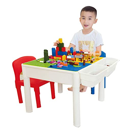 Juego de mesa de actividades para niños, mesa de juguetes ...