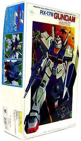 1:100 Scale Z Gundam Series #3 RX-178 Gundam Mark II