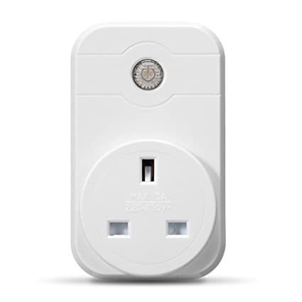 Zehui WiFi Smart Socket, Turn ON/OFF Electronics from Anywhere, APP Remotely Control