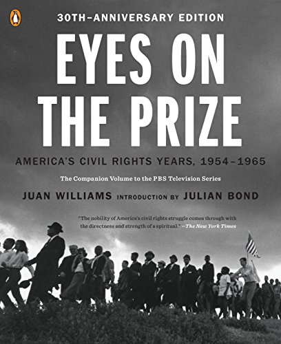 Eyes on the Prize: America's Civil Rights Years, 1954-1965 cover