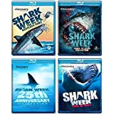 Ultimate Discovery Channel Shark Week 4-Volume Blu-ray Collection: Restless Fury / Jaws of Steel / Fins of Fury / 25th Annive