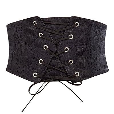 GRACE KARIN Women's Elastic Stretch Corset Waist Cincher Belt CL010644