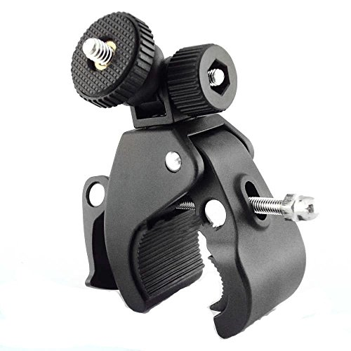 JZK-318mm-GoPro-Xiaoyi-cmara-movimiento-clip-de-bicicleta-de-aluminio-montaje-sin-adaptador-bicicleta-de-aluminio-soporte-de-abrazadera-del-manillar-asiento-del-carril