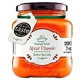 Granny's Secret Ajvar Mild Roasted Red Pepper Spread 200g