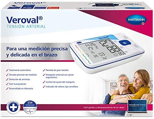 TENSIÓMETRO VEROVAL DUO CONTROL TALLA GRANDE (MANGUITO PARA 32-42 CM DE CONTORNO): Amazon.es: Salud y cuidado personal