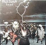 Black Sabbath: Live Evil (Original Double LP)