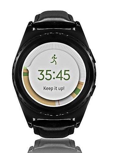 SHOUBIAOX no.1 g4 Relojes Inteligentes, Bluetooth 3.0 / Monitor de frecuencia cardíaca/Control de Actividad/Llamadas de Manos Libres para: Amazon.es: ...