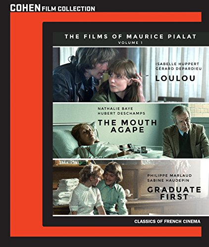 Films of Maurice Pialat, the - Volume 1: Graduate First, the Mouth Agape, Loulou [Blu-ray]