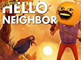 Clip: Annoying Orange Plays Hello Neighbor #1