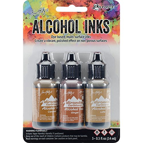 Tim Holtz Adirondack Alcohol Ink 0.5oz Pack of 3 - Cabin Cupboard