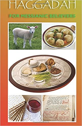 Book Haggadah for Messianic Believers
