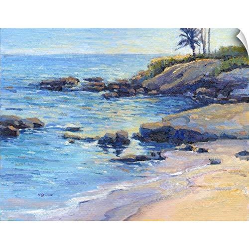 Air Plein Laguna - CANVAS ON DEMAND September Light Wall Peel Art Print, 30