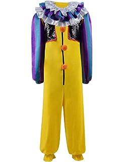 Amazon.com: Joker Cosplay Joaquin Phoenix Full Set Suit ...