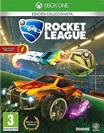 Rocket League - Edición Coleccionista: Amazon.es: Videojuegos